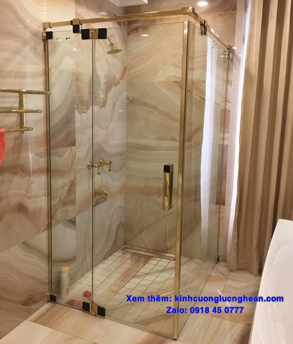 cabin kính tắm ở nghệ an