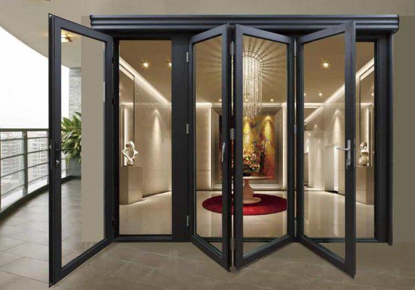 cửa nhôm kính tại Nghệ An